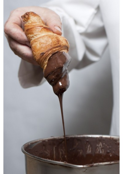 Croissant Pur beurre con choco